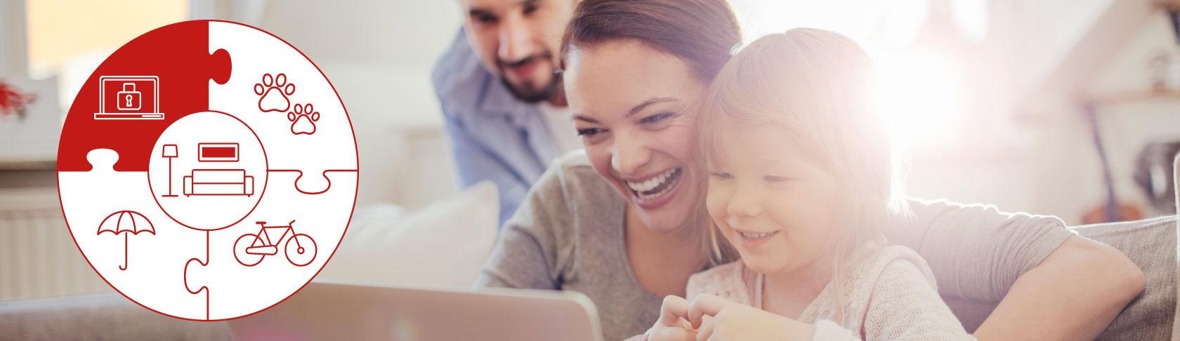 Assicurazione cyber generali for Mobilia domestica