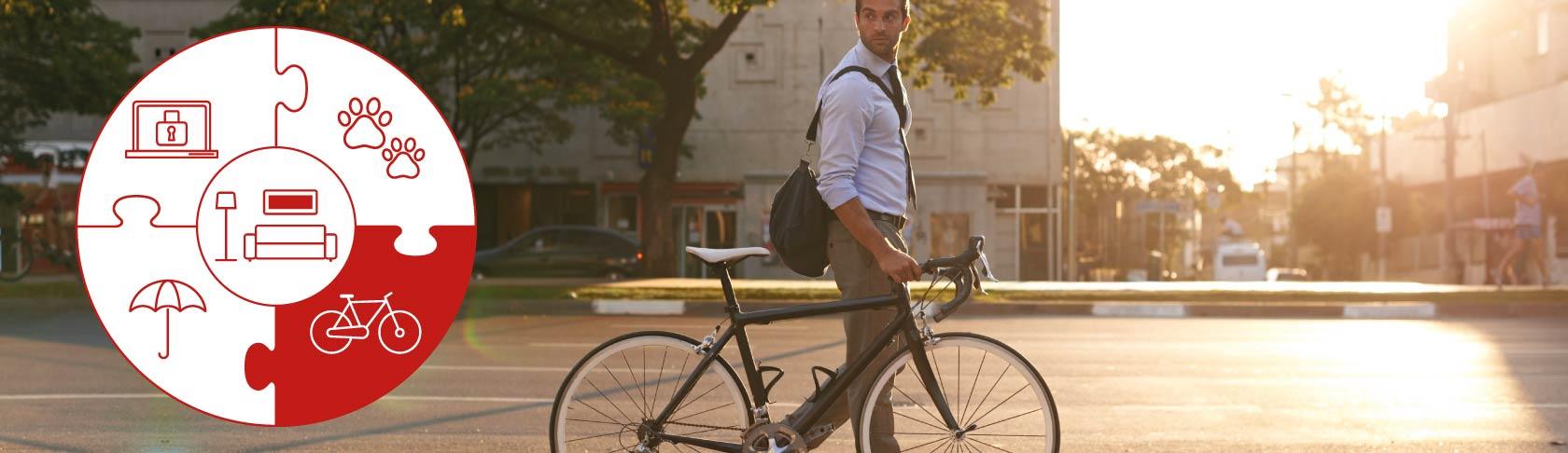 Assicurazione biciclette generali for Assicurazione mobilia domestica